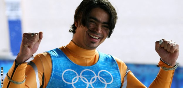 Shiva Keshavan