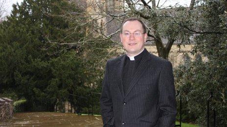 Reverend Gerwyn Capon
