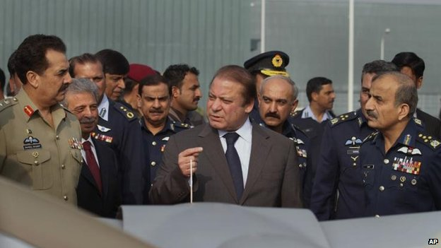 Nawaz Sharif, Dec 2013