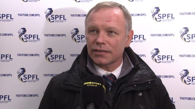 Interview - Inverness Caledonian Thistle boss John Hughes
