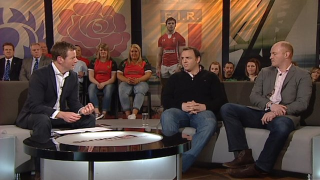 Scrum V looks at Ireland