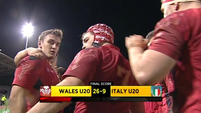 Scrum V highlights