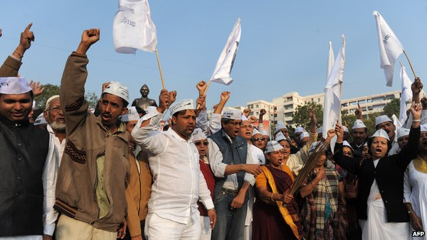 AAP wants to gain nationwide support