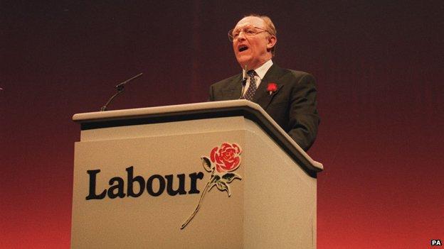 Neil Kinnock, 1992