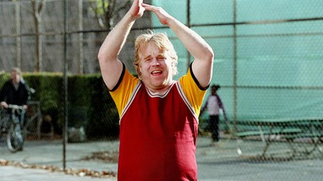Philip Seymour Hoffman in Along Came Polly