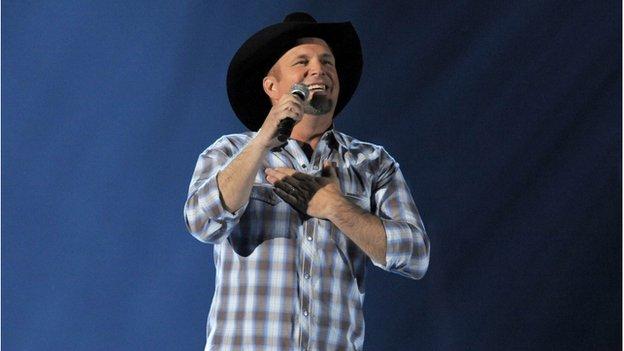 Las Vegas concert