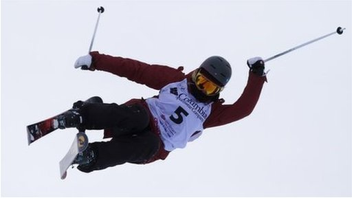 Team GB halfpipe skier Rowan Cheshire gives advice on getting into the sport