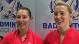 Kirsty Gilmour and Imogen Bankier