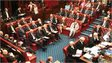 Crossbenchers in the Lords