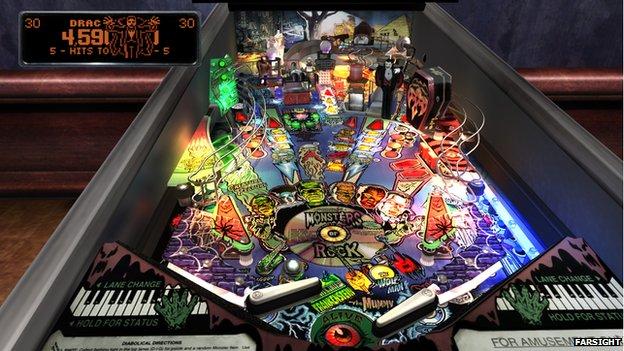 FarSight Monster Bash game