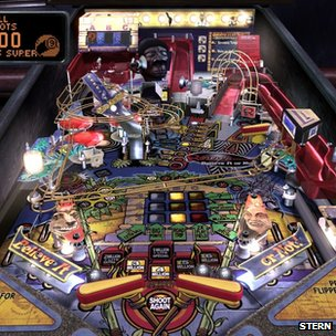 Stern's virtual game