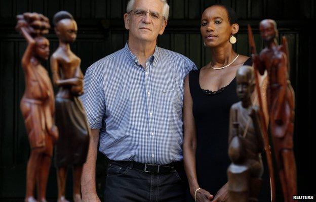 Alain and Dafroza Gauthier