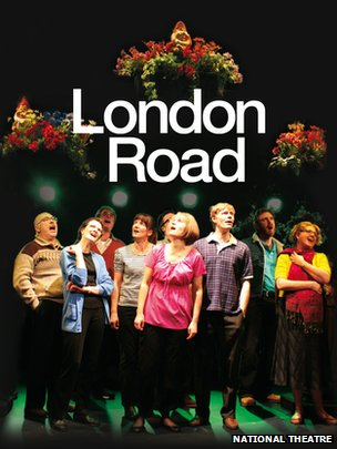 Poster for London Road