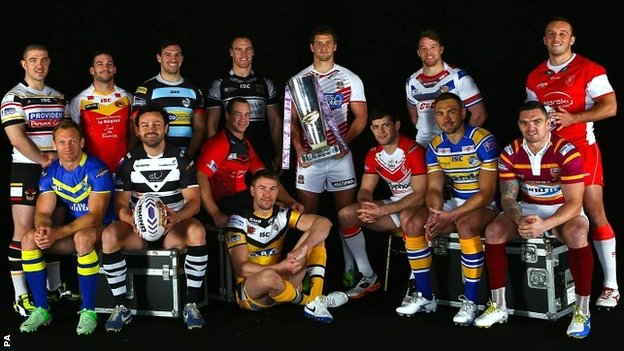 Super League launch