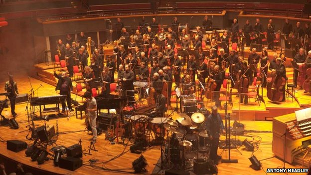 The Enid and the City of Birmingham Symphony Orchestra