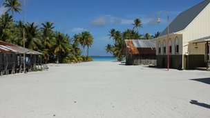 Palmerston island