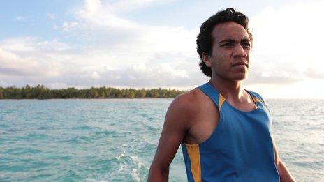 Inhabitant of Palmerston island