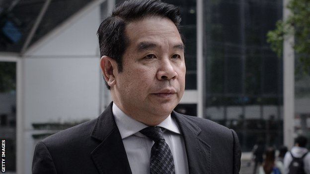 Carson Yeung