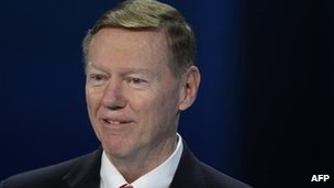 Ford boss Alan Mulally