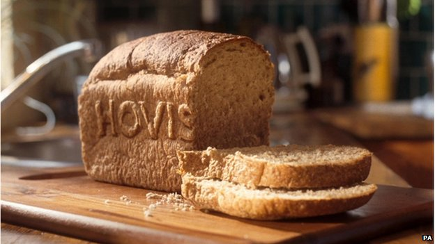 A slice of Hovis