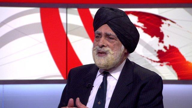 Lord Singh
