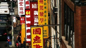 Chinatown, New York
