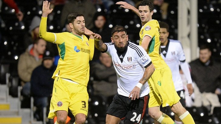 Fulham 0-0 Sheffield United