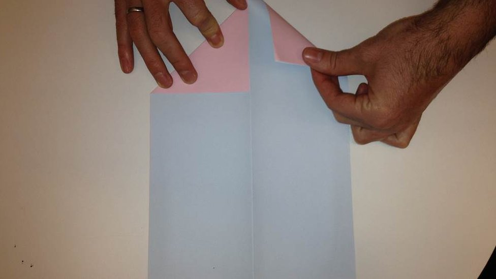 how to make the perfect paper plane