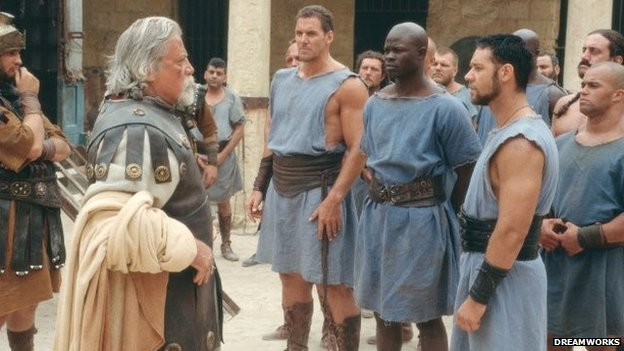 Still from Gladiator