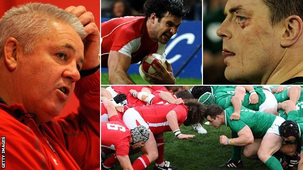 Wales and Ireland are set to meet in the Six Nations