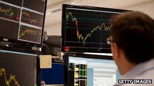 A trader