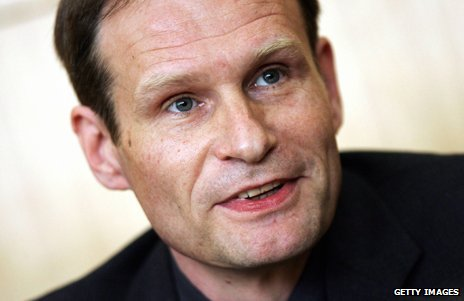 Armin Meiwes, the cannibal killer
