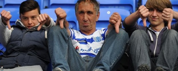 QPR supporters