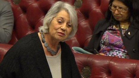 Baroness Hamwee