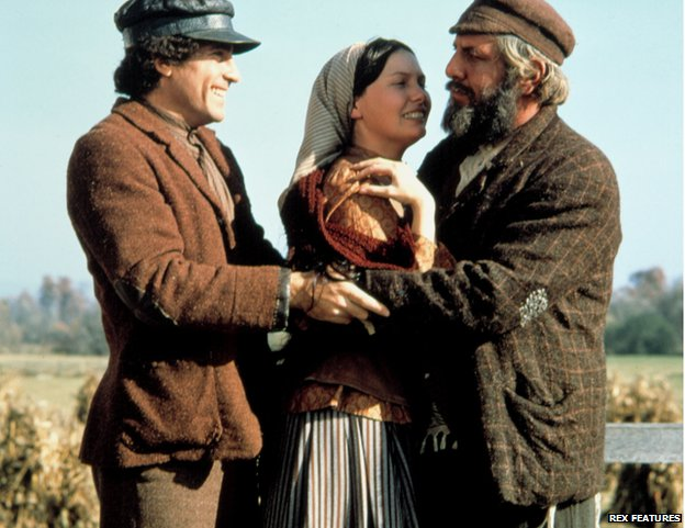 Fiddler on the Roof, 1971