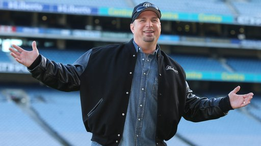Garth Brooks is coming to Ireland for much anticipated concerts in July