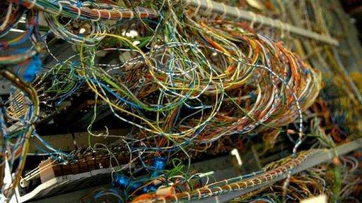 Colossus wiring