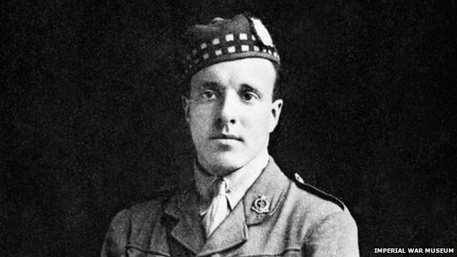 Noel Chavasse - winner of two Victoria Crosses
