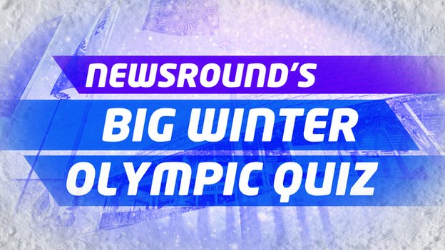 Winter Olympic Quiz