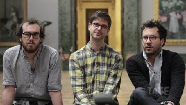 Tommaso Lanza, Ross Cairns and David Di Duca