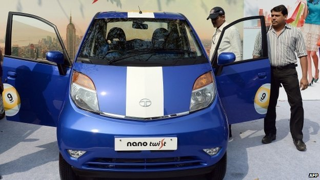 Tata hopes to capture a younger market with its new Nano