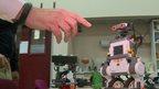 Amir Shapiro robot