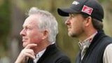 Kenny and Graeme McDowell