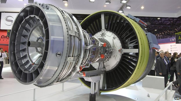 The LEAP engine by SAFRAN Snecma selected by COMAC for the C919