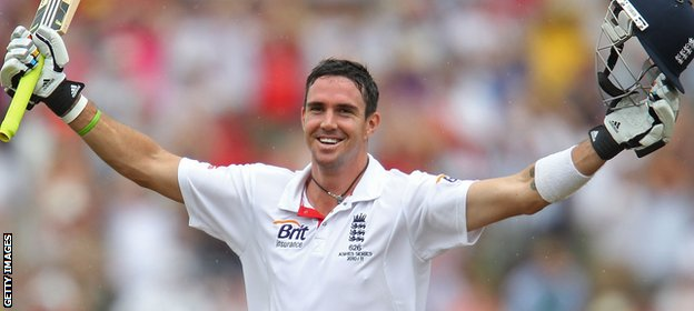 Pietersen scored 8,181 runs at an average of 47 in 104 Tests for England