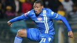 Thuso Phala of South Africa's SuperSport United