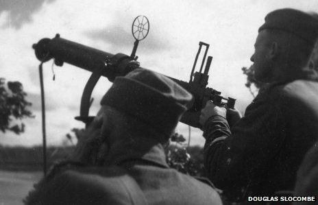 Polish gunners, September 1939