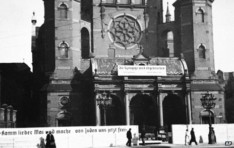 Danzig synagogue