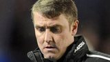 Birmingham City manager Lee Clark