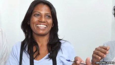 Mel Gunasekera (image from Ground Views website)